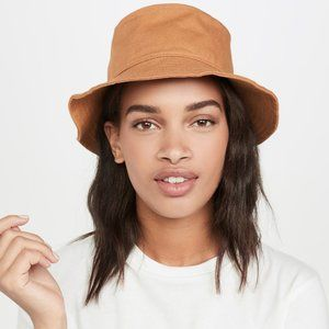 Madewell Short Brimmed Canvas Bucket Hat